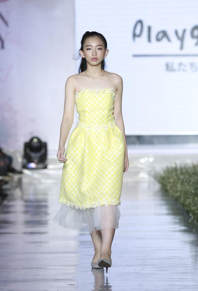 Junior Fashion Runway Vol. 2 thổi làn gió mới vào thời trang mùa hè 2018 - Ảnh 4.