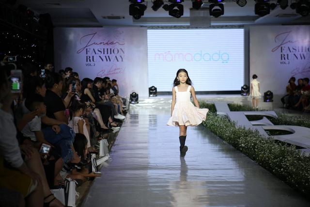 Junior Fashion Runway Vol. 2 thổi làn gió mới vào thời trang mùa hè 2018 - Ảnh 6.