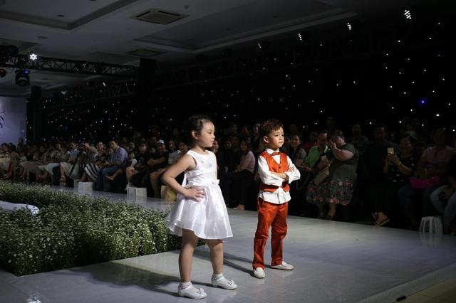 Junior Fashion Runway Vol. 2 thổi làn gió mới vào thời trang mùa hè 2018 - Ảnh 8.