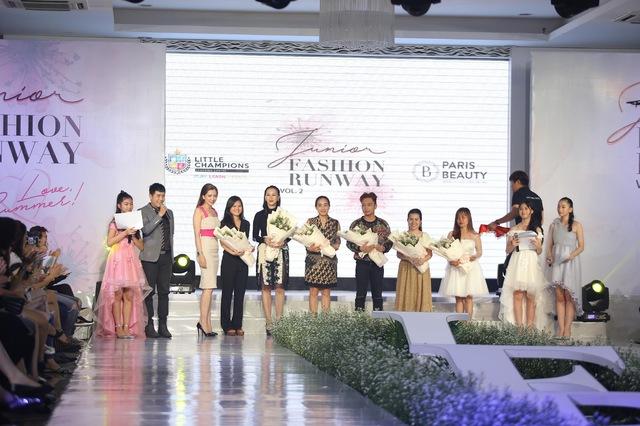 Junior Fashion Runway Vol. 2 thổi làn gió mới vào thời trang mùa hè 2018 - Ảnh 9.