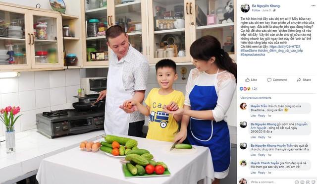 BlueStone – Giúp cho chồng sẻ chia bếp núc - Ảnh 1.