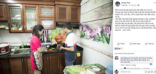 BlueStone – Giúp cho chồng sẻ chia bếp núc - Ảnh 2.