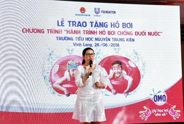 """Khánh thành """"Lớp học bơi cho cá"""" đầu tiên tại Vĩnh Long - Ảnh 3."""