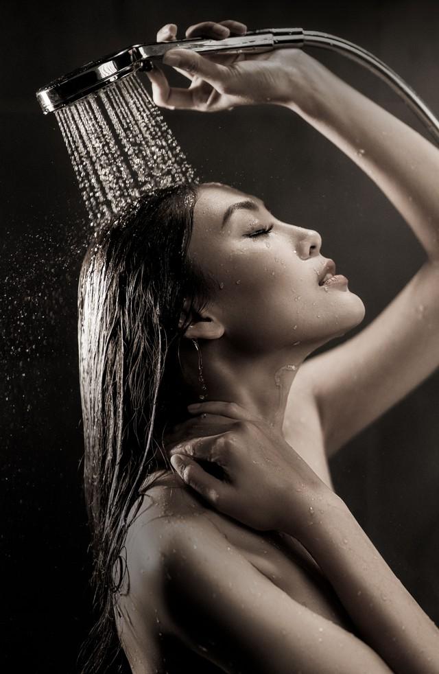 Biến phòng tắm thành spa chỉ trong 30 phút - Ảnh 2.