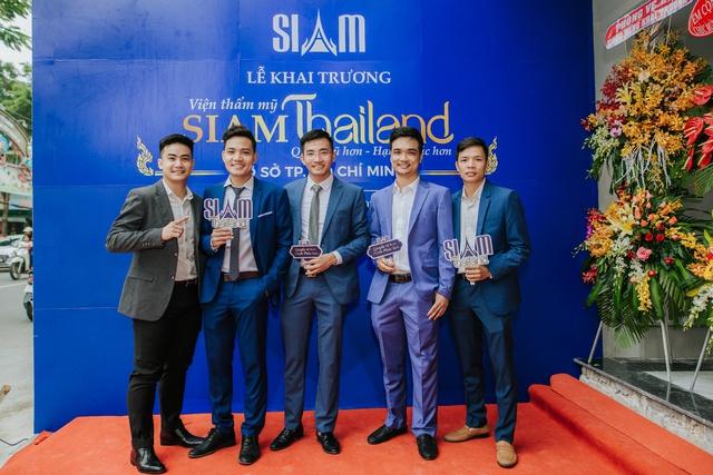 Tưng bừng khai trương Viện thẩm mỹ Siam tại TP.HCM - Ảnh 1.