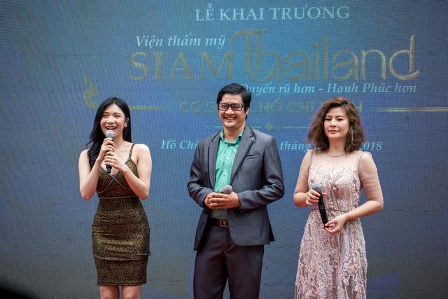 Tưng bừng khai trương Viện thẩm mỹ Siam tại TP.HCM - Ảnh 4.