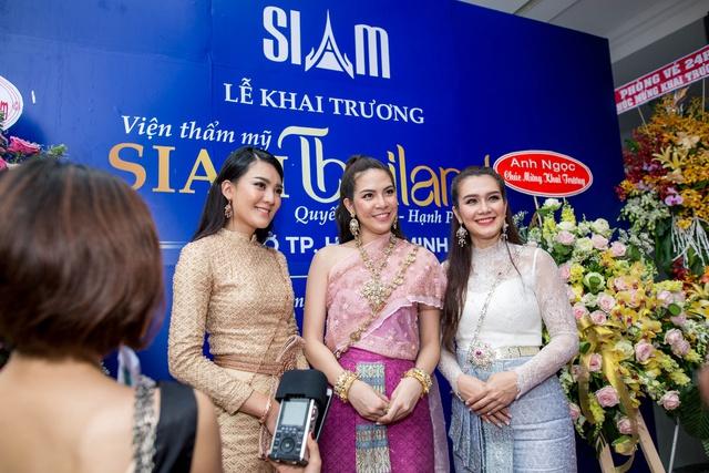 Tưng bừng khai trương Viện thẩm mỹ Siam tại TP.HCM - Ảnh 6.