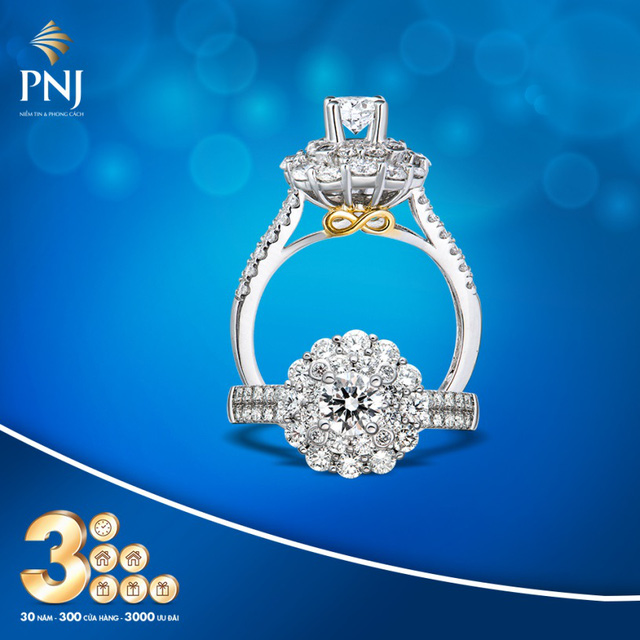 Những bộ sưu tập trang sức gắn liền cùng tên tuổi của PNJ - Ảnh 1.