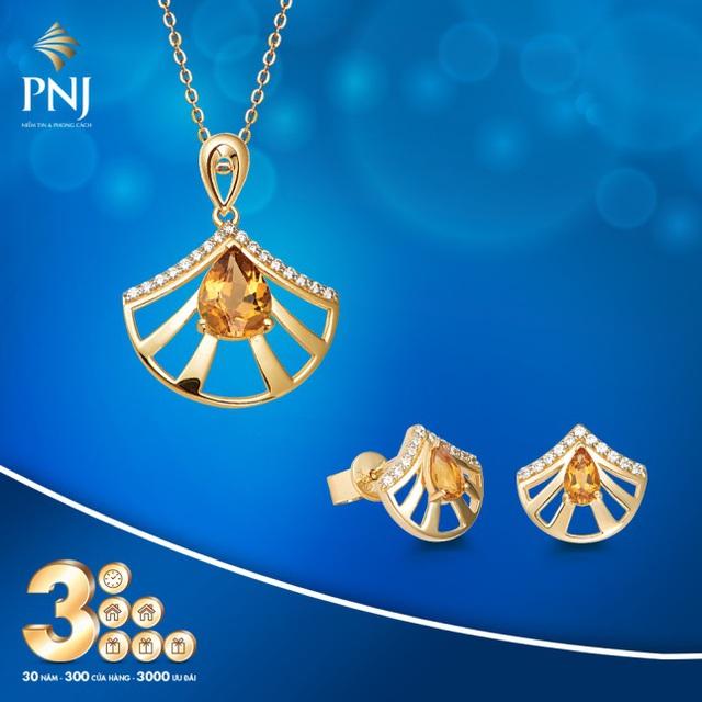 Những bộ sưu tập trang sức gắn liền cùng tên tuổi của PNJ - Ảnh 2.