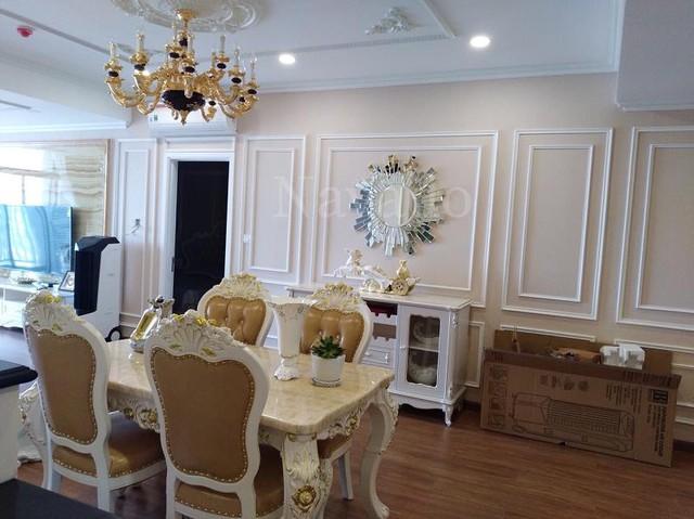 12 mẫu gương trang trí phòng khách sang chảnh - Ảnh 6.