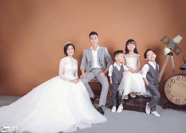 Chia sẻ kinh nghiệm chụp ảnh gia đình đẹp - Ảnh 3.