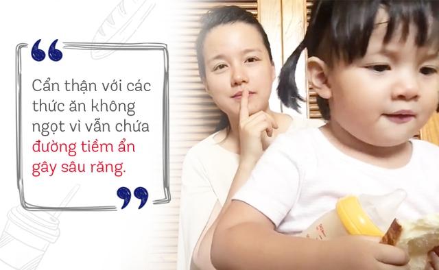 Nguy cơ sâu răng ở trẻ không chỉ có trong đồ ngọt mà tiềm ẩn cả trong những món ăn lành mạnh  - Ảnh 6.