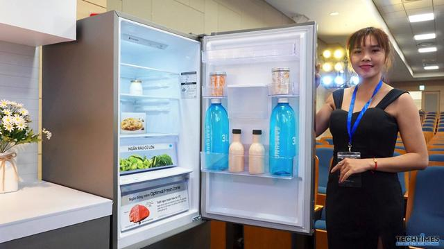 Đặt trước tủ lạnh ngăn đông dưới của Samsung nhận ưu đãi khủng - Ảnh 1.