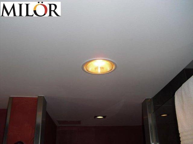 Đèn sưởi phòng tắm âm trần 1 bóng Milor – Công nghệ tiện nghi cho cuộc sống - Ảnh 1.