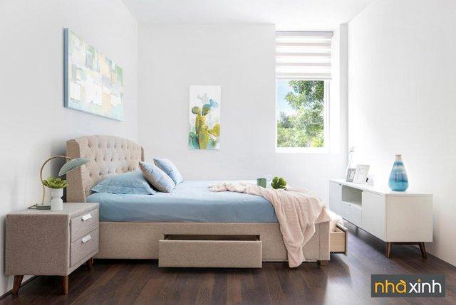 Cảm hứng phong cách Bắc Âu cho căn hộ 2 phòng ngủ - Ảnh 5.