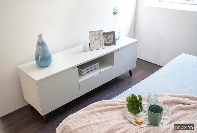 Cảm hứng phong cách Bắc Âu cho căn hộ 2 phòng ngủ - Ảnh 6.