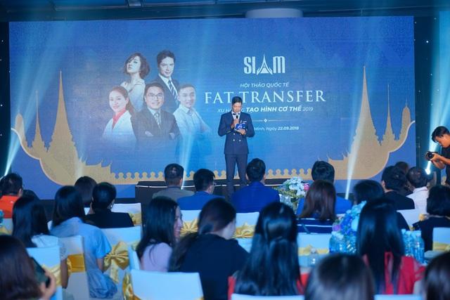 Hội thảo ứng dụng hút - cấy mỡ tự thân được giới thiệu tại Việt Nam - Ảnh 1.