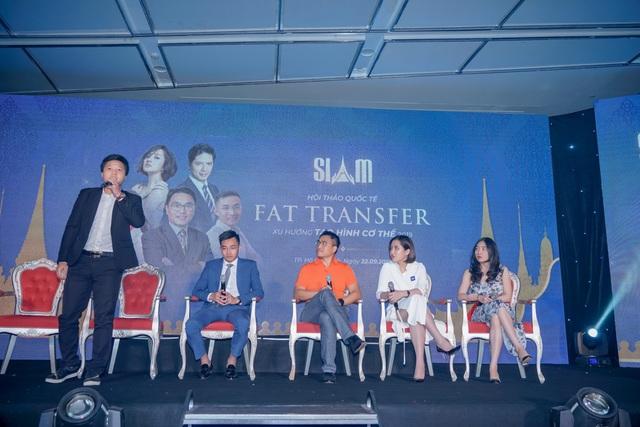Hội thảo ứng dụng hút - cấy mỡ tự thân được giới thiệu tại Việt Nam - Ảnh 2.