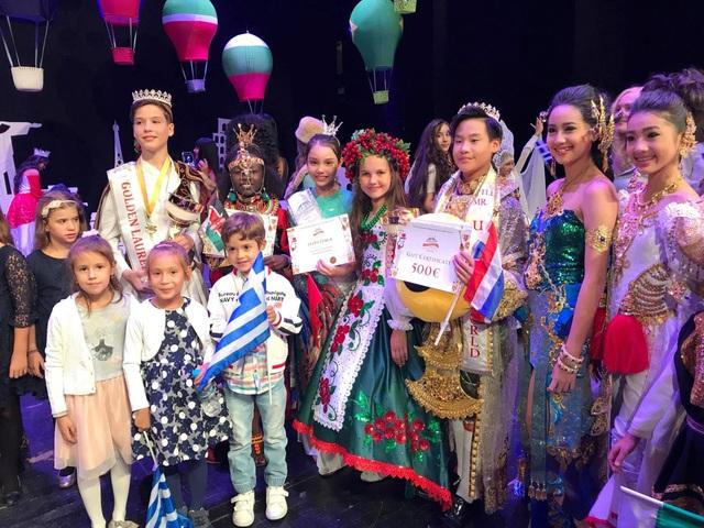 Alex Matheson – Học trò Xuân Lan xuất sắc đăng quang Á hậu nhí thế giới - Ảnh 7.