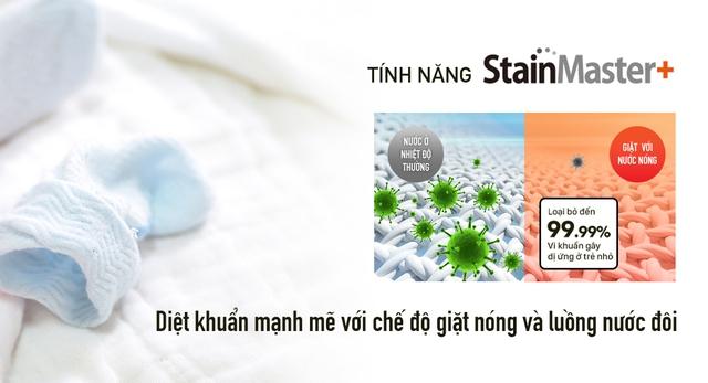Bí kíp giặt áo quần thơm mùi nắng mới của các bà mẹ trẻ - Ảnh 2.