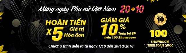 Đăng Quang Watch giảm giá đến 20% cho người phụ nữ yêu thương - Ảnh 4.