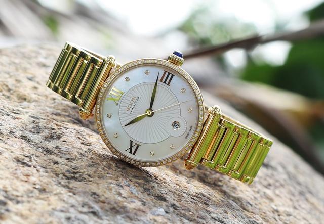 Đăng Quang Watch giảm giá đến 20% cho người phụ nữ yêu thương - Ảnh 8.
