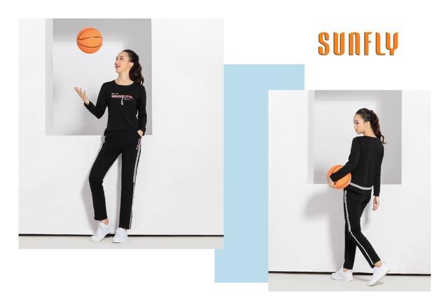 Sunfly thổi làn gió mới cho thời trang mặc nhà cùng phong cách Sport – Chic - Ảnh 2.