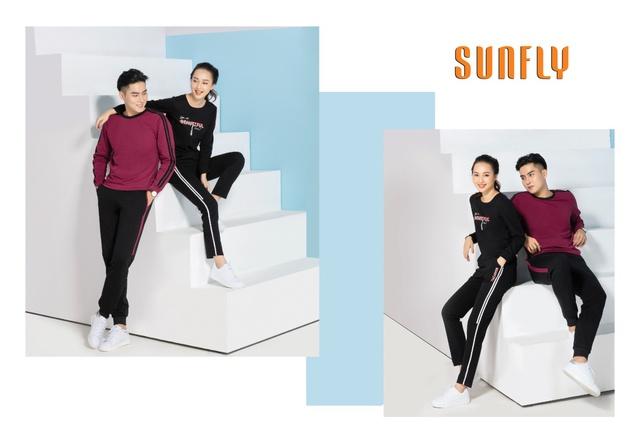 Sunfly thổi làn gió mới cho thời trang mặc nhà cùng phong cách Sport – Chic - Ảnh 5.
