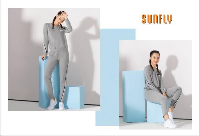 Sunfly thổi làn gió mới cho thời trang mặc nhà cùng phong cách Sport – Chic - Ảnh 6.