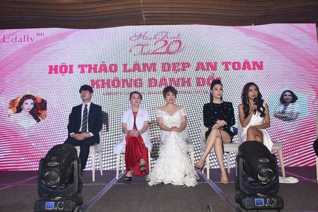 Sao Việt chia sẻ bí quyết đẹp an toàn không đánh đổi - Ảnh 3.