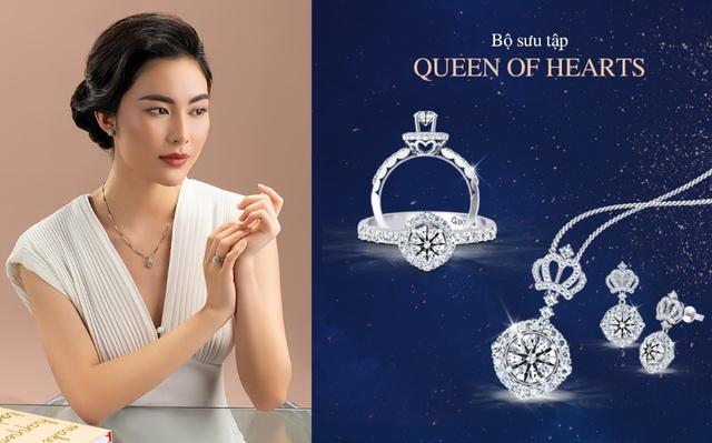 Trang sức kim cương, phụ kiện đẳng cấp của nữ doanh nhân - Ảnh 2.