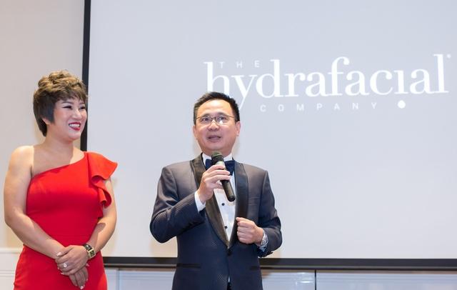 Hydrafacial: liệu trình làm mặt đẹp hàng đầu đã tới thành phố Hồ Chí Minh - Ảnh 2.