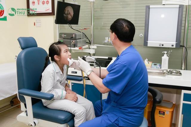 Giao mùa cảnh giác bệnh viêm mũi họng cấp ở trẻ - Ảnh 3.