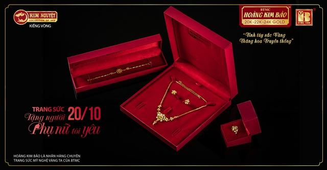 Món quà trang sức được lựa chọn nhiều dịp 20/10 - Ảnh 3.