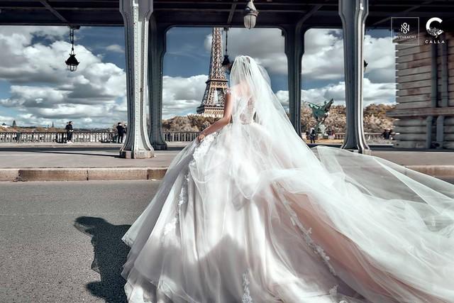 Calla Bridal và những con số làm nên thương hiệu Wedding dress hàng đầu Việt Nam - Ảnh 6.