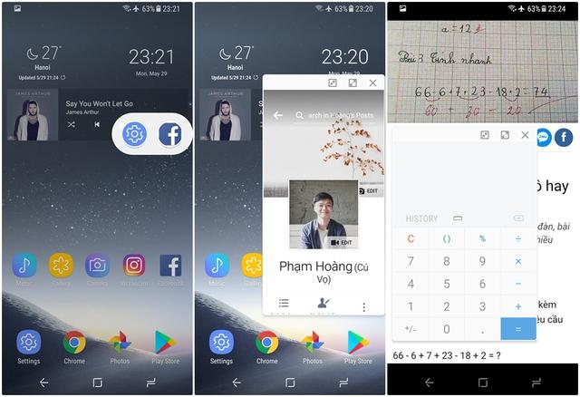 Nhìn vào Galaxy S8 mới thấy Samsung chú trọng nâng cấp khả năng đa nhiệm trên smartphone như thế nào - Ảnh 6.