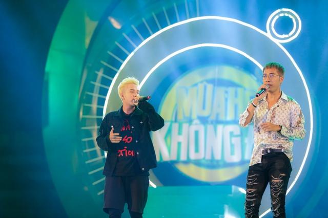 """Sơn Tùng M-TP, Hồ Ngọc Hà cùng dàn ca sĩ hot """"phá đảo"""" sân khấu mùa hè bằng loạt hit - Ảnh 6."""