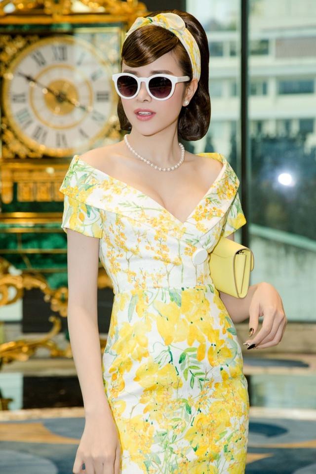Hoa hậu Sella Trương cùng dàn sao việt dự show của NTK Adrian Anh Tuấn - Ảnh 4.