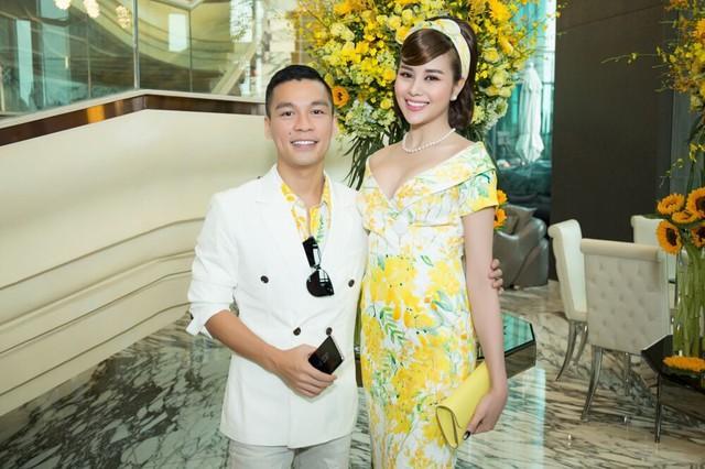 Hoa hậu Sella Trương cùng dàn sao việt dự show của NTK Adrian Anh Tuấn - Ảnh 5.