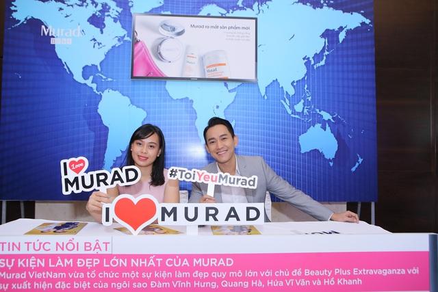 Murad Việt Nam mời đón hàng ngàn khách hàng dự đại hội làm đẹp quốc tế lần thứ 9 - Ảnh 3.