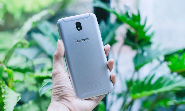 Galaxy J7 Pro xanh ánh bạc, khi đẳng cấp được thể hiện nơi sắc màu - Ảnh 5.