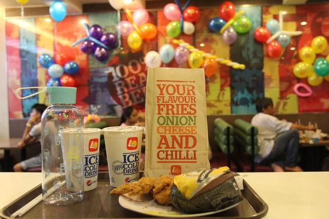 Lotteria miễn phí hàng ngàn burger thượng hạng - Ảnh 4.