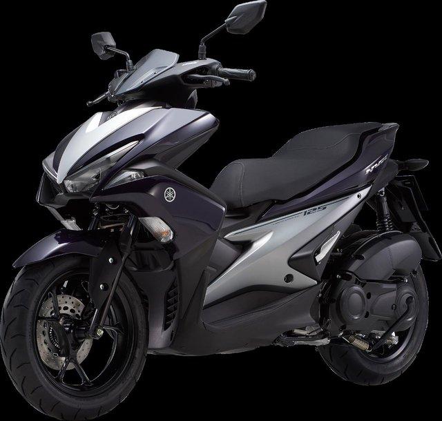 Xe ga thể thao NVX được Yamaha bổ sung nhiều thay đổi đáng giá - Ảnh 1.