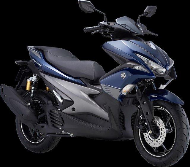 Xe ga thể thao NVX được Yamaha bổ sung nhiều thay đổi đáng giá - Ảnh 2.