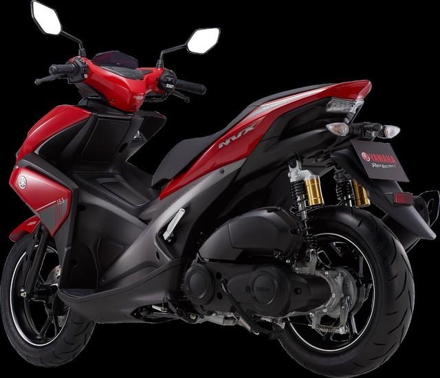 Xe ga thể thao NVX được Yamaha bổ sung nhiều thay đổi đáng giá - Ảnh 3.