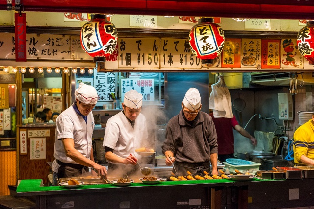 Những thiên đường ẩm thực châu Á nên ghé một lần trong đời - Ảnh 2.