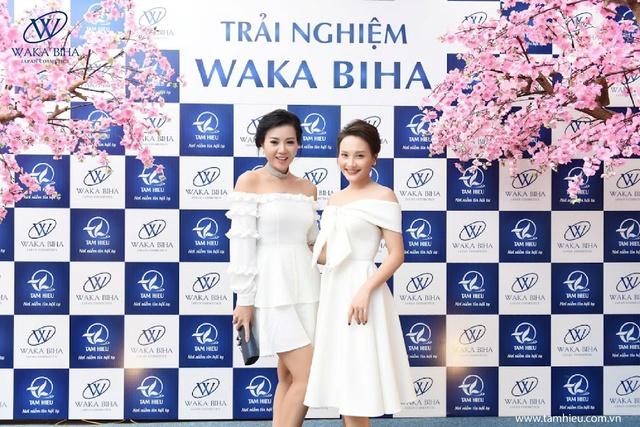 Thanh Hương, Bảo Thanh tự tin xóa bỏ lớp makeup ngay trong sự kiện - Ảnh 1.