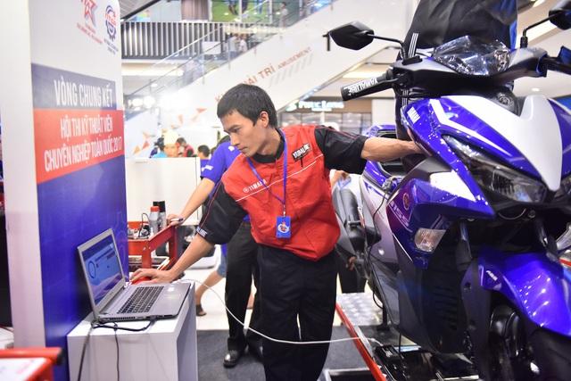 Thợ máy xuất sắc nhất của Yamaha đại diện Việt Nam tranh tài tại Nhật Bản - Ảnh 2.