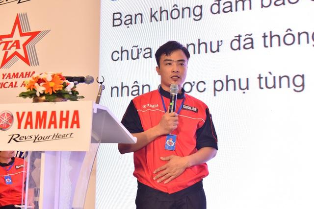 Thợ máy xuất sắc nhất của Yamaha đại diện Việt Nam tranh tài tại Nhật Bản - Ảnh 3.