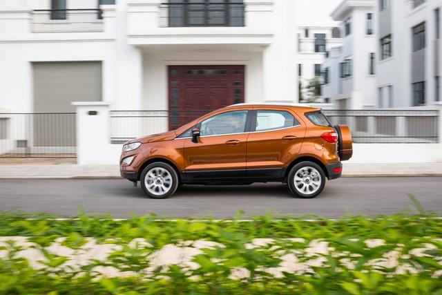 Ford EcoSport từ Brasil đến Việt Nam - Ảnh 2.